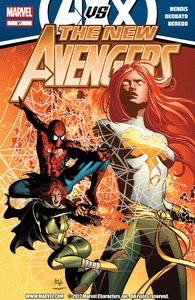 Cover of New Avengers 27 comic eBook