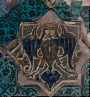 Selçuklu Dönemi eserlerin mozaik yorumları