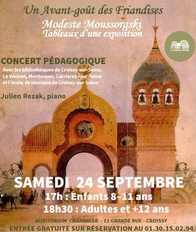 Concert-Julien-rezak-croissy-sur-seine