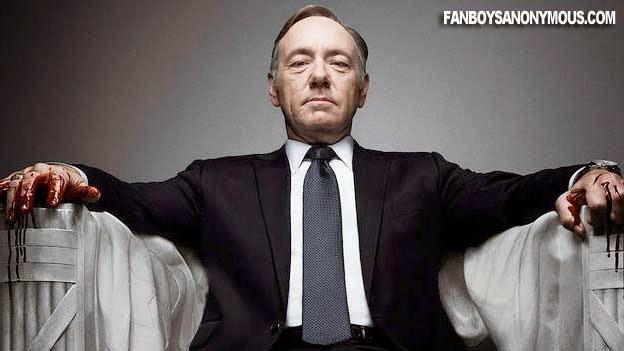 Frank Underwood House of Cards President Kevin Spacey Power Netflix Series TV
