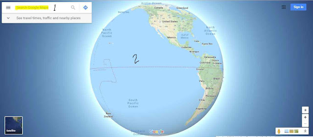 google map me apne ghar ka pata kaise dale