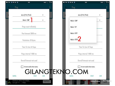 Mengatasi Lag Game Online Android