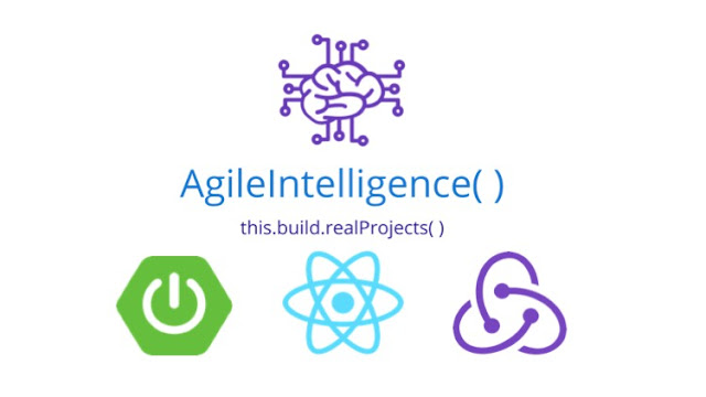 Full Stack Project: Spring Boot 2.0, ReactJS, Redux