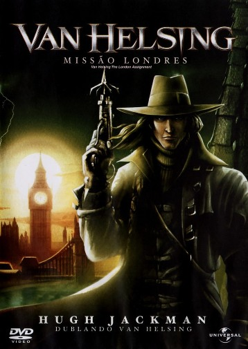 Van Helsing: Missão Londres Dublado