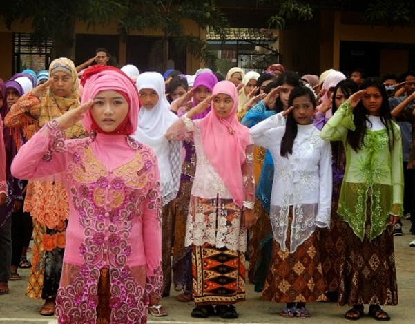 Pedoman Upacara Peringatan Hari Ibu Tanggal 22 Desember