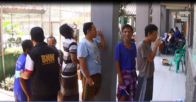 BNN Razia Dan Tes Urin 249 Tahanan Rutan Pekalongan, Hasilnya...