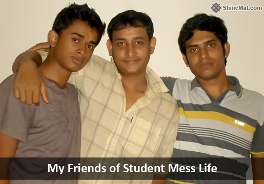 saimoom student mess life