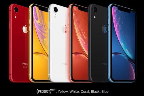 Spesifikasi iPhone XR