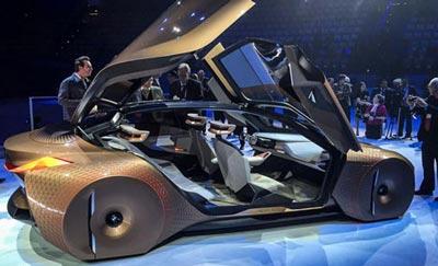 mobil bmw terbaru Mobil Masa Depan Paling Canggih Terbaru