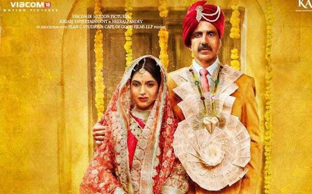 Akshay Kumar Movie Toilet: Ek Prem Katha Trailer released Twitter Reaction