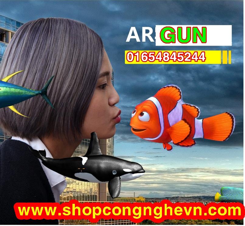 AR Gun Thực tế ảo_2