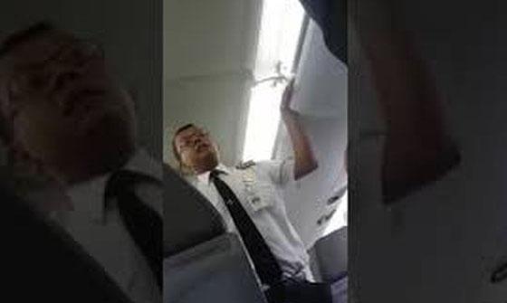 Video Rasis Pilot Garuda Indonesia Yang Mendadak Viral