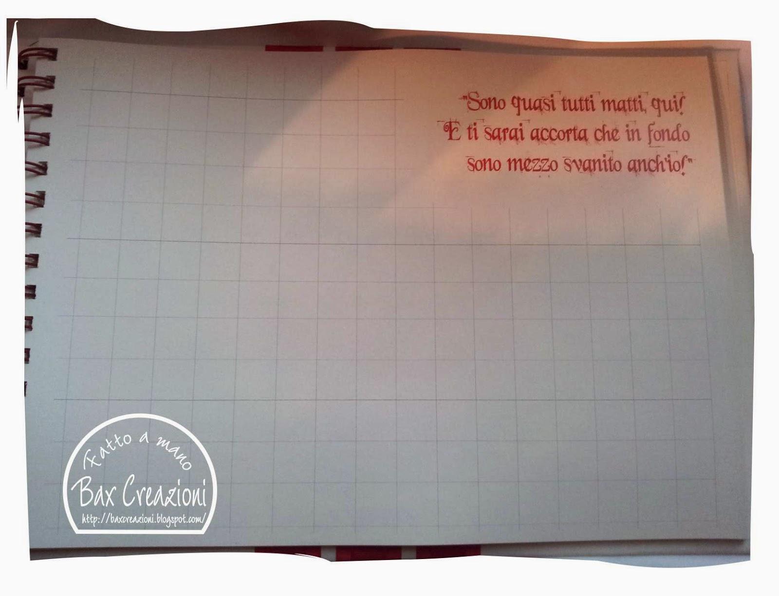 Bax creazioni un nuovo guestbook tema alice - Frasi di alice attraverso lo specchio ...
