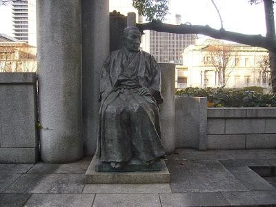 方面委員・民生委員始祖 林市蔵先生肖像