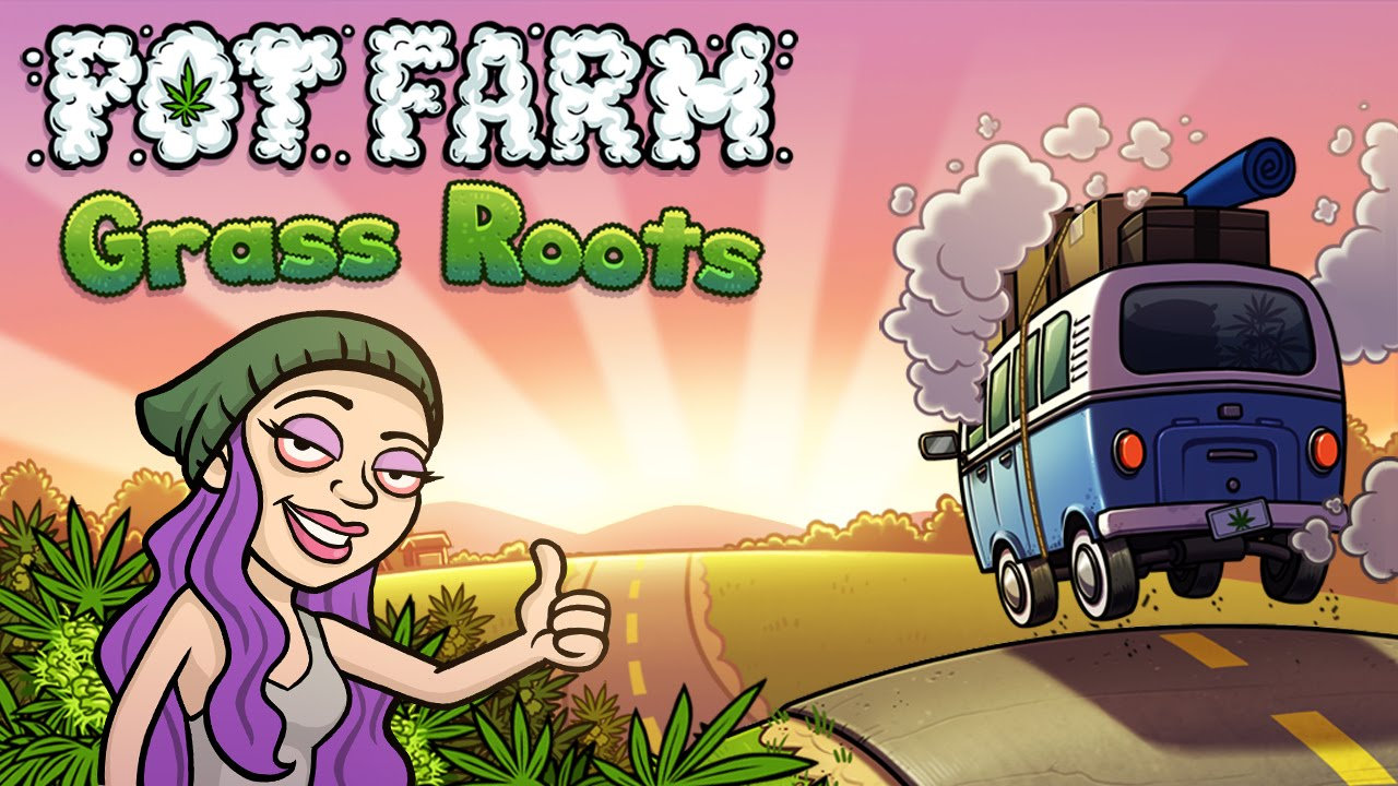Pot farm-grass roots 1. 20. 0 mod. Apk (air. Com. Eastsidegamestudio.