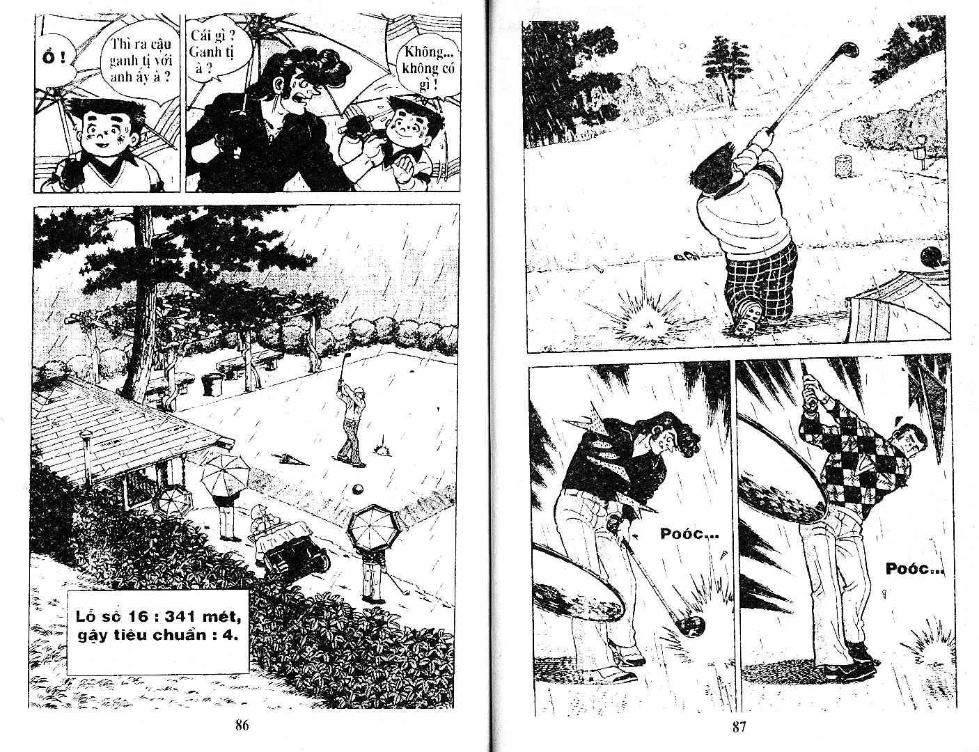 Ashita Tenki ni Naare chapter 26 trang 42