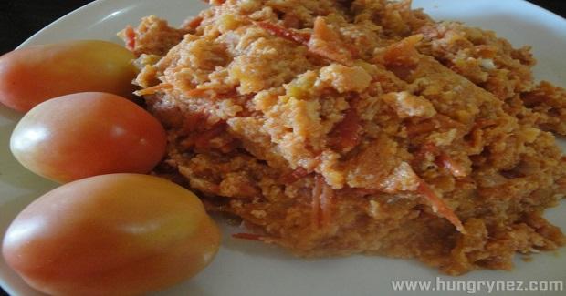 Ginisang Kamatis(Sauteed Tomatoes) Recipe