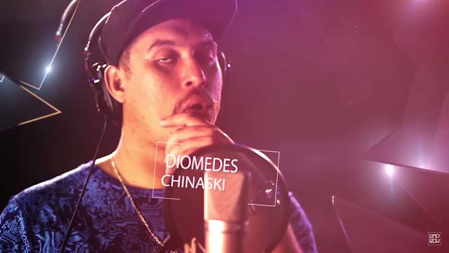 "VÍDEO - Diomedes Chinaski - ""Iluminuras"" #RapboxEP110"