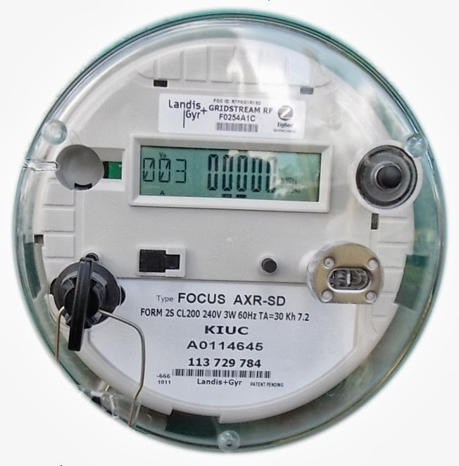Planet Oasis: What Does A Smart Meter Look Like?