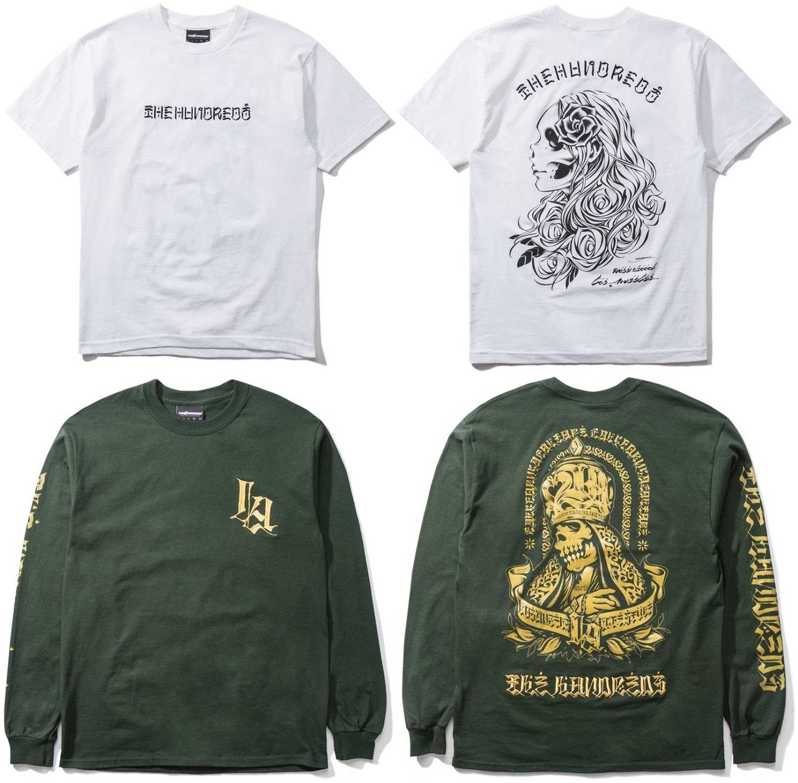 6de7a7f14a6 The Blot Says...  The Hundreds by Usugrow Apparel Capsule Collection