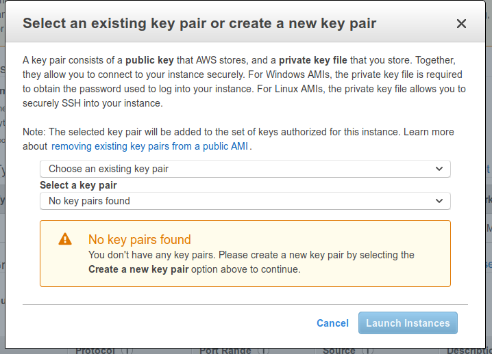 Run like Hell: AWS: Docker and AWS - creating my first EC2