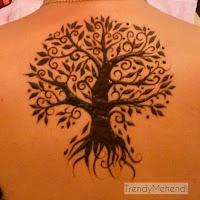 Дерево жизни тату значение