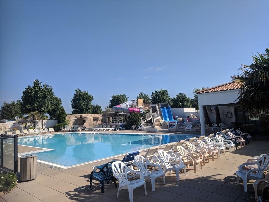 Les Ecureuils Campsite, Vendee - A Eurocamp Site near Puy du Fou (Full Review) - swimming pool