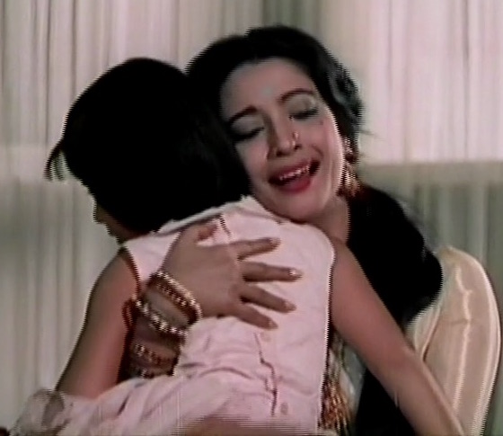 Suchitra Sen as Pannabai in Mamta