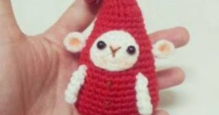 Crochet Christmas Elf - amigurumi pattern | 168x320