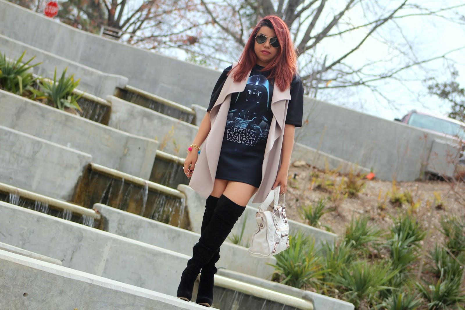 """""""Fear is the Path to the Dark Side"""" 
