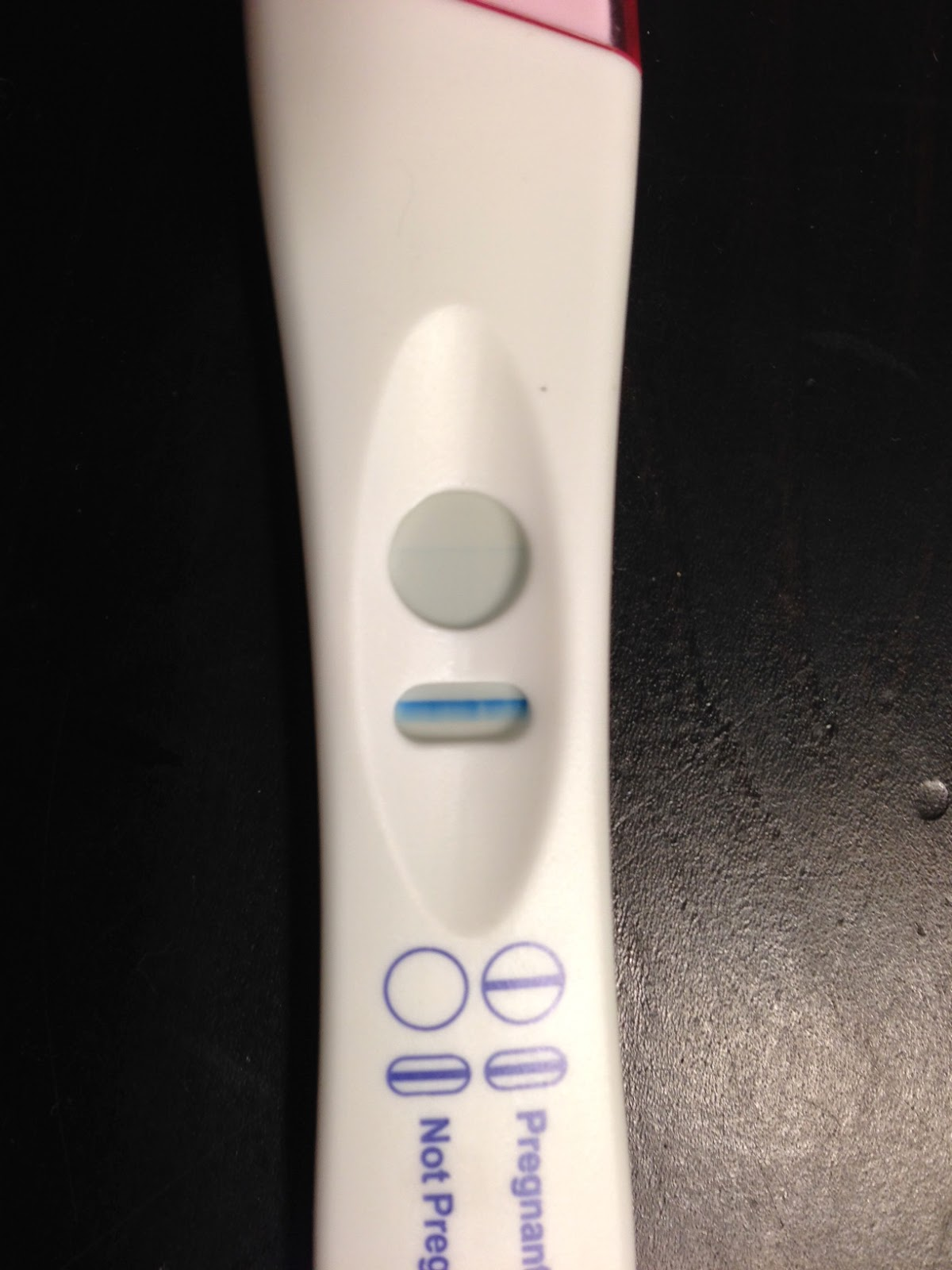 Blue dye pregnancy tests (are evil) | My Life is About the