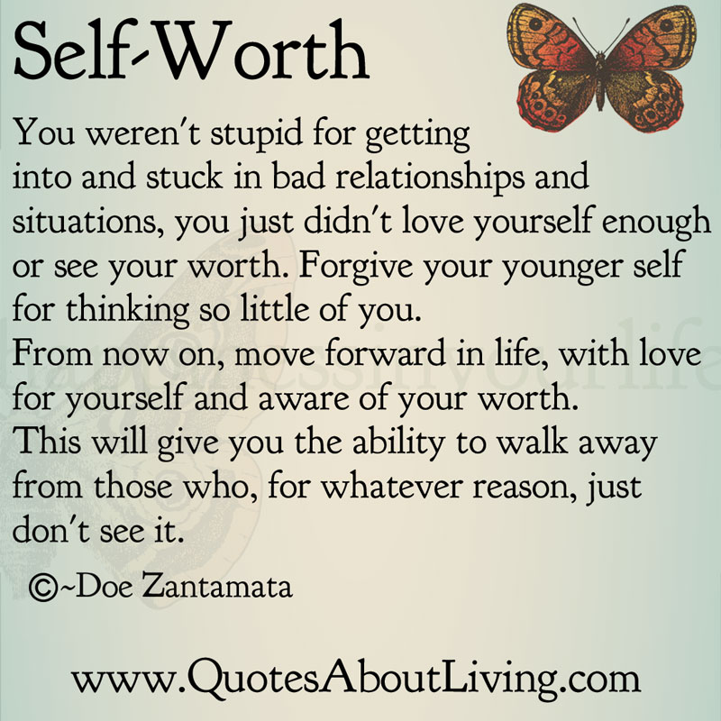quotes about self worth - photo #1