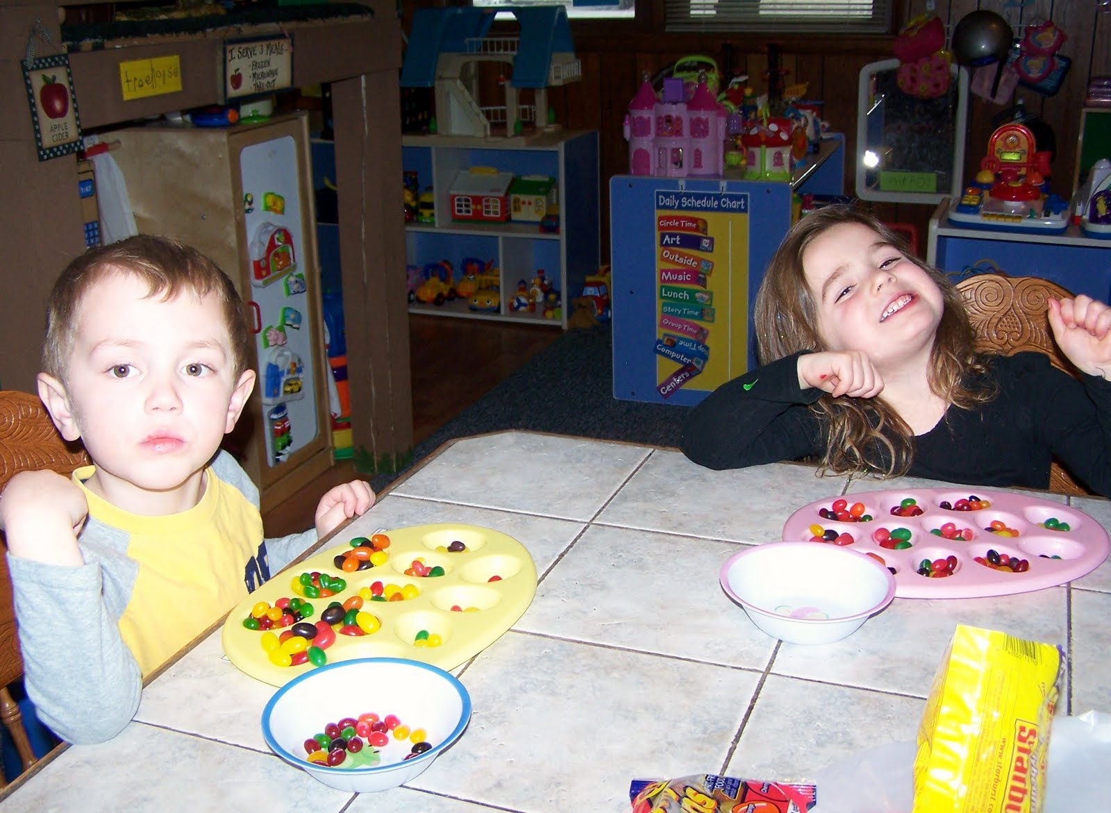 Treasures Of The Heart Preschool And Child Care Jelly