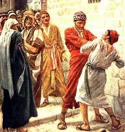 Matthew 18: 21 - 35