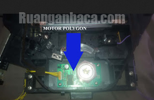 Problem E000110 pada mesin fotocopy canon IR