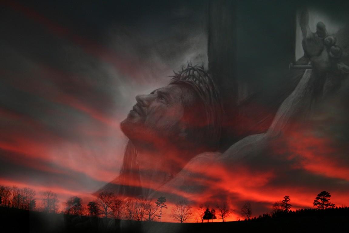 Free Desktop Wallpapers | Backgrounds: Jesus Cross Wallpaper
