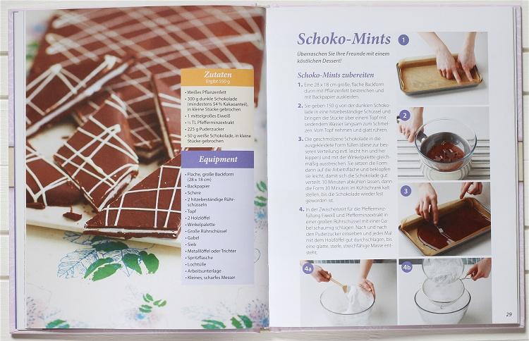 Rezension/Buchvorstellung Meine kleine Naschboutique - Süßigkeiten selber machen und verschenken 3
