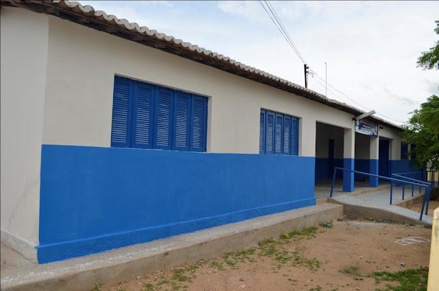 Resultado de imagem para foto da escola padre jose de anchieta pacheco carnaubais