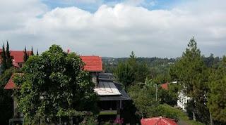 Pemandangan Villa Onavit