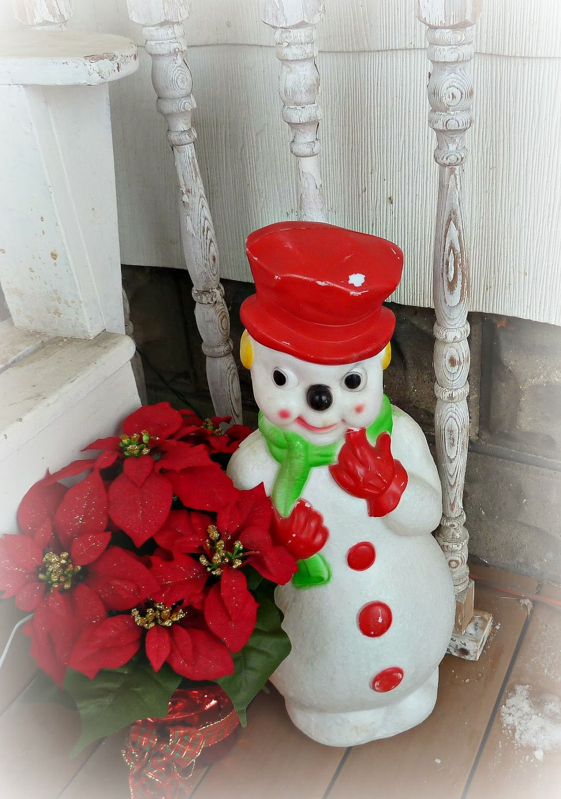 Old Glory Cottage: FANTASTIC PLASTIC and other Christmas ...