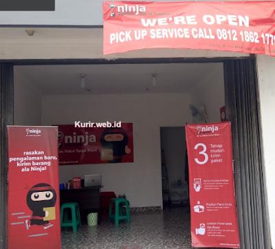 Alamat Agen Ninja Xpress Di Tangerang