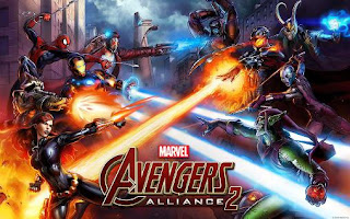 Marvel: Avengers Alliance 2 v1.0.3 MOD APK + DATA Android Download