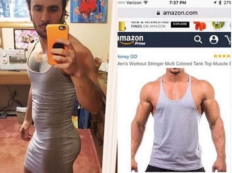 Sexy dress for man