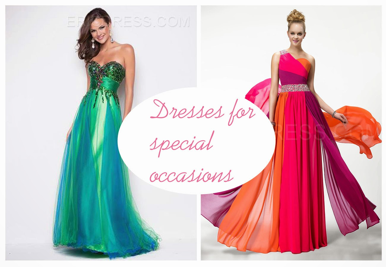 9485d5c9946 Today i will talk to you about special occasion dresses! If you need a  perfect dress for youre prom