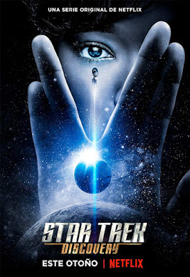 Netflix estrena en exclusiva en 188 países la serie 'Star Trek: Discovery'