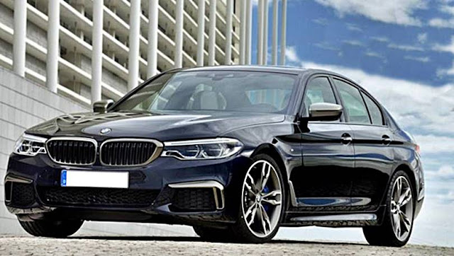2018 BMW M550i XDrive Review