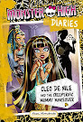 Monster High MH Diaries: Cleo and the Creeperific Mummy Makeover Book Item
