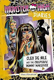 MH MH Diaries: Cleo and the Creeperific Mummy Makeover Media