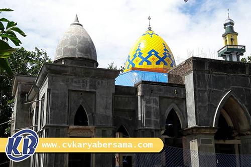 Kubah Masjid Panel Moderen