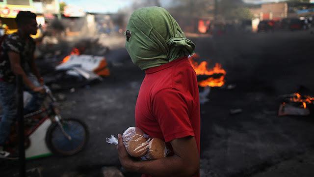 """Venezuela alerta sobre """"una posible escalada de violencia, destrucción y sufrimiento"""" en Honduras"""